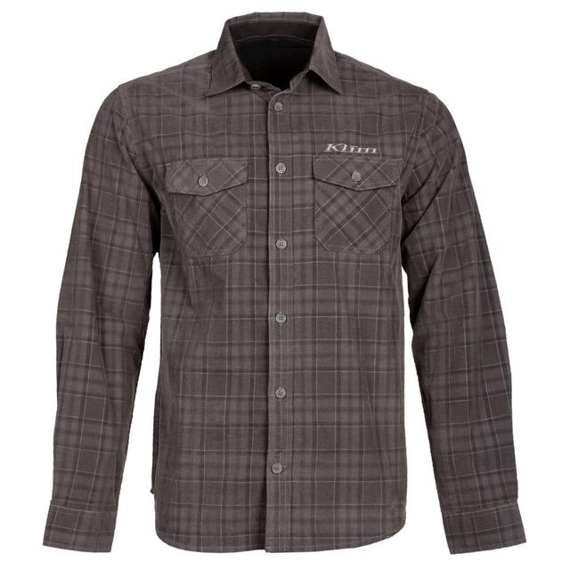 KLIM Garns Cord Shirt