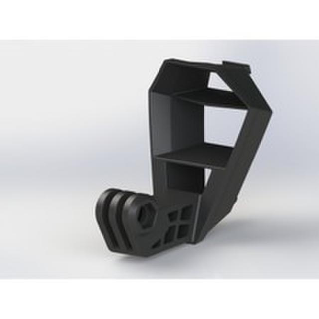 KLIM F5 Vented Chin mount